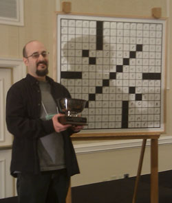 Crossword Tournament 2010 Dan Feyer Wins Word Routes Thinkmap Visual Thesaurus